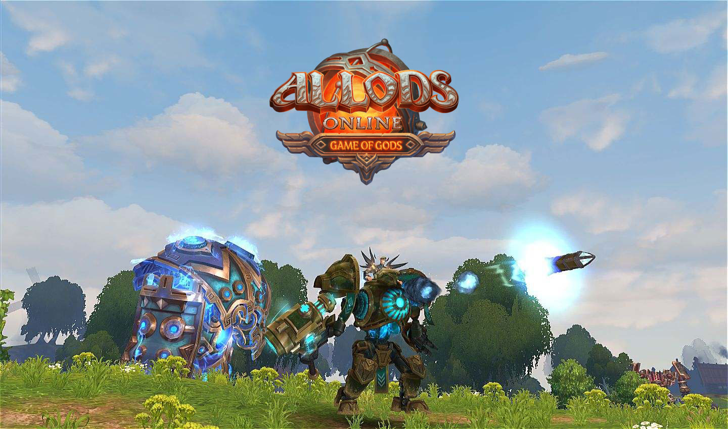 Allods Online Autumn Wind