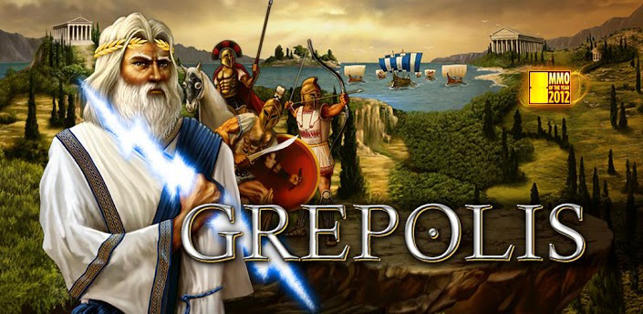 Grepolis MMO of the Year 2012