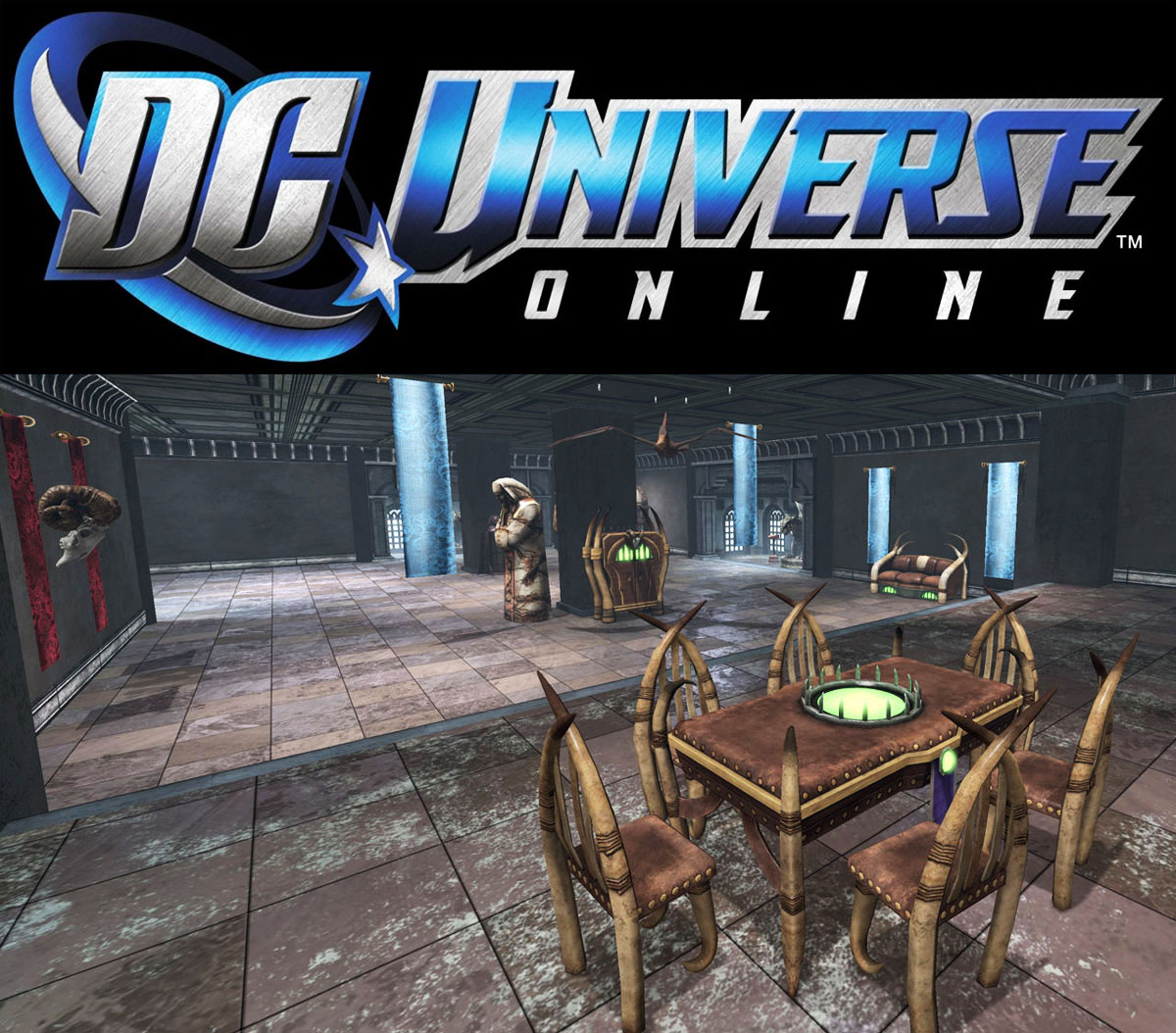 DC Universe Home Turf