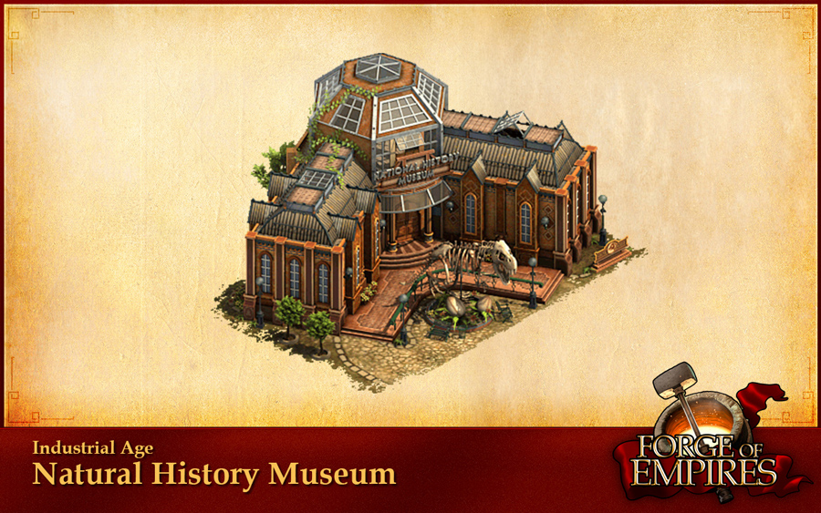 Forge of Empires Industriezeitalter