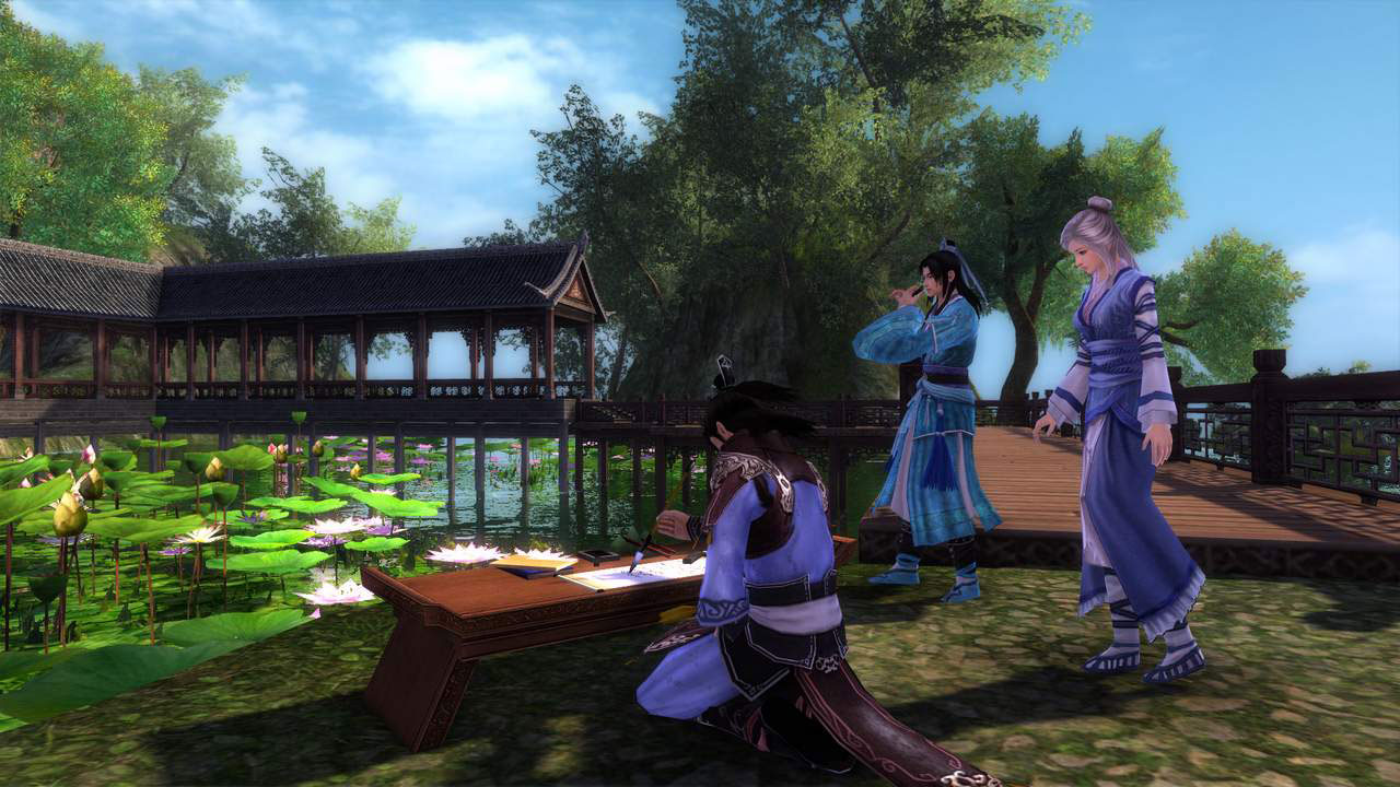 Age of Wulin Painter