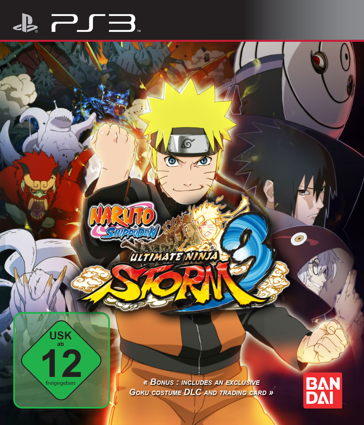 NARUTO Collectible Card Game X 'NARUTO SHIPPUDEN: ULTIMATE NINJA STORM 3'