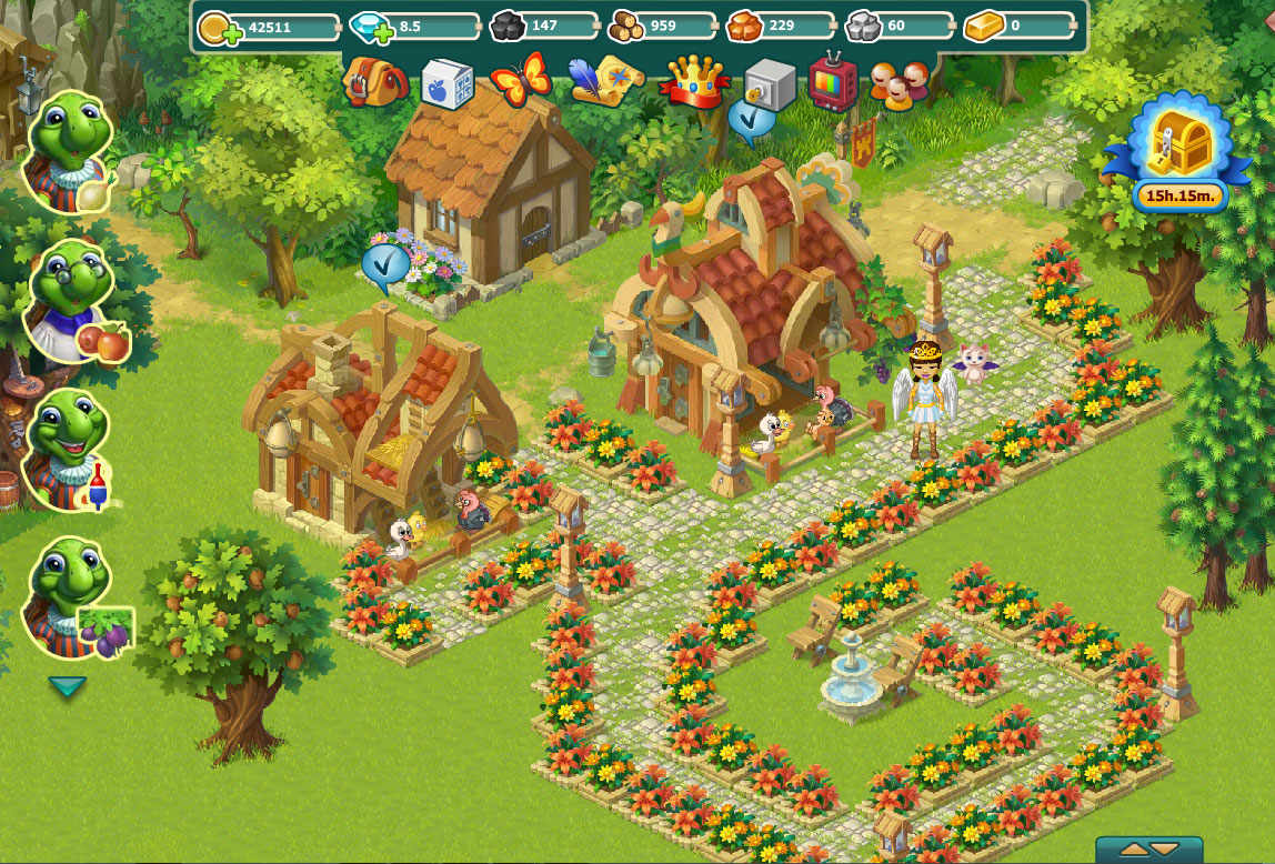 Farm Kingdom