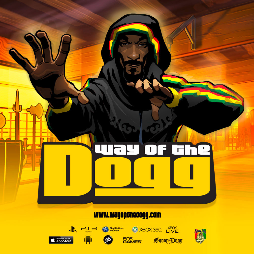 The Way of the DOGG: There's Trouble on the Street and Your Weapon's the Beat