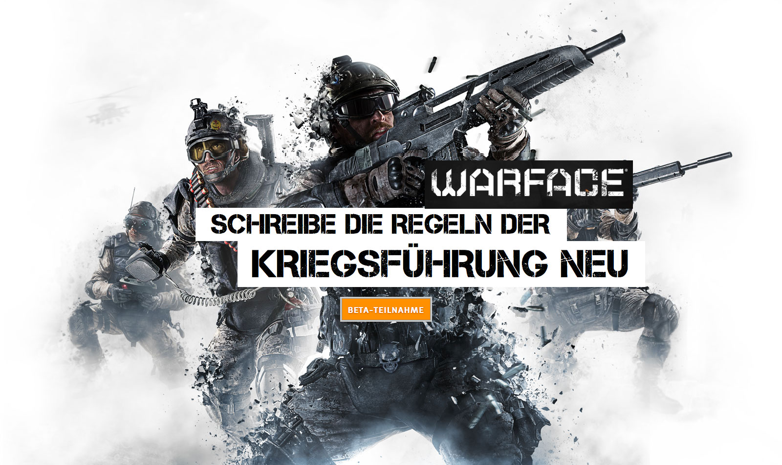 Warface Trailer Closed Beta