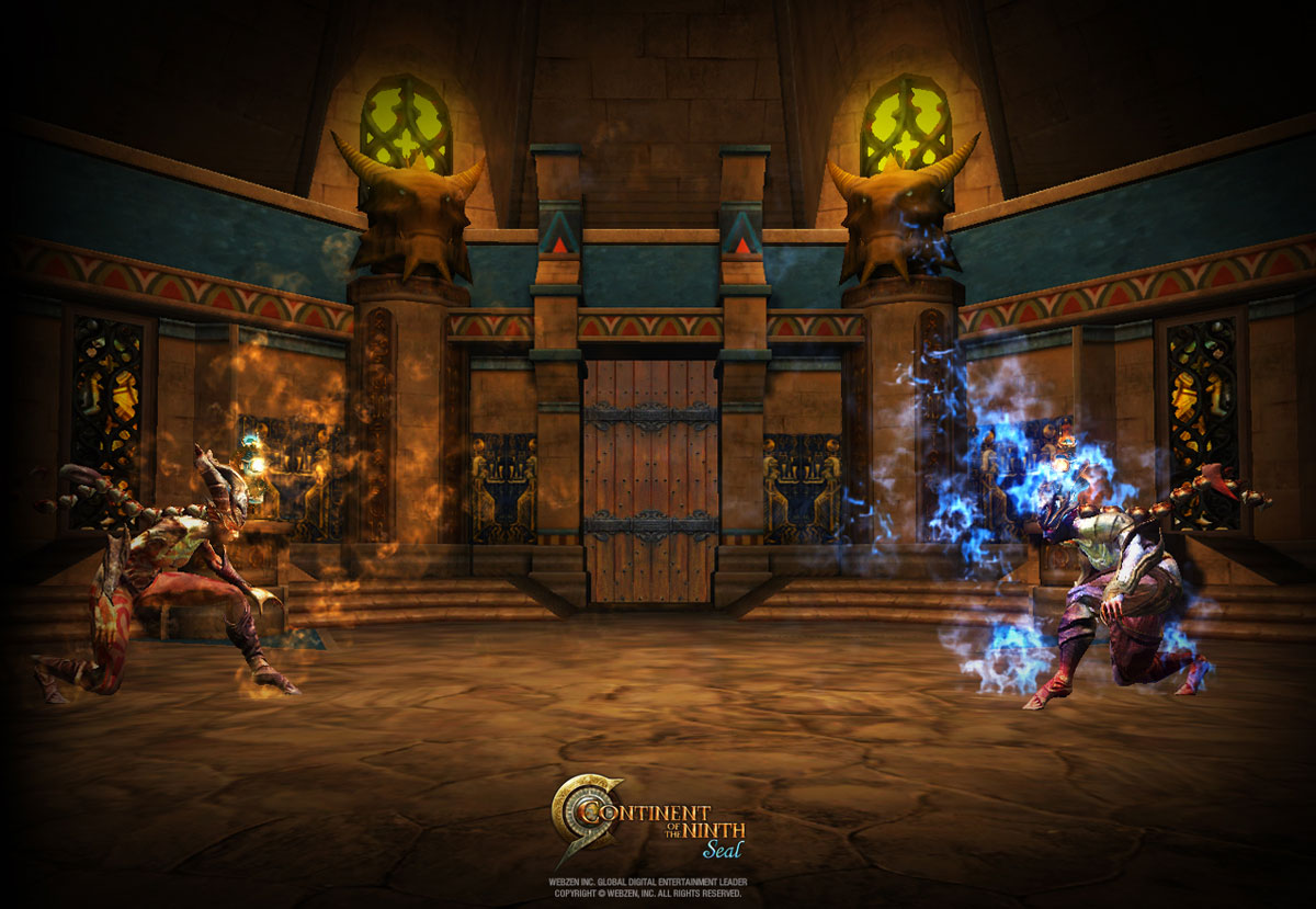 EXTREME DUNGEON: neue Herausforderungen in Continent of the Ninth Seal