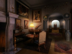 Dracula PC Game Screenshot
