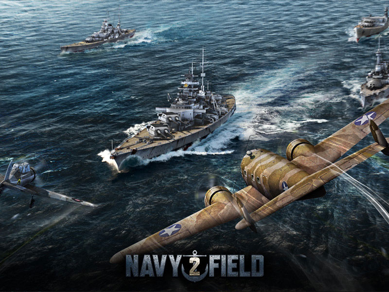NavyField 2 startet in die Beta!