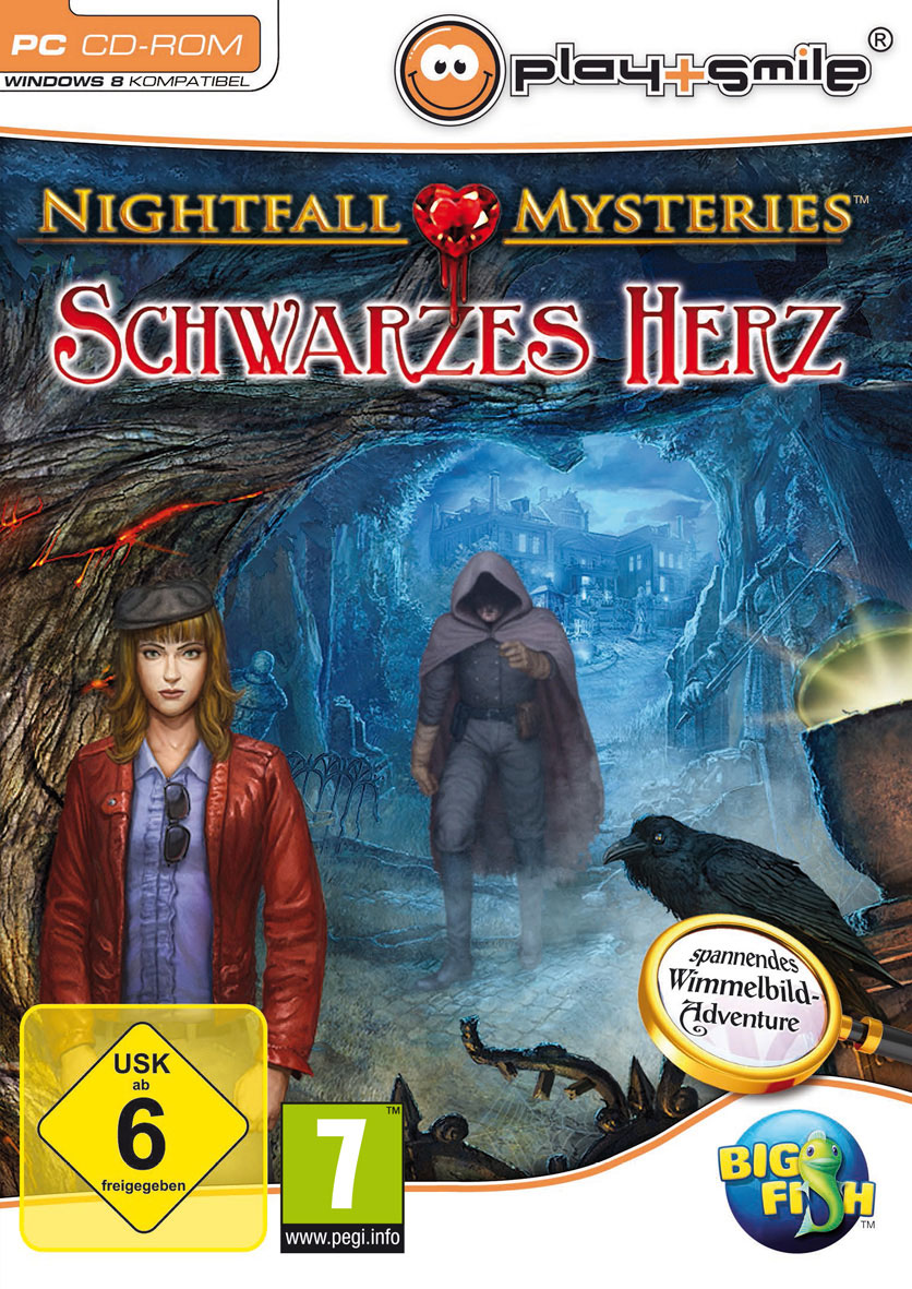 Nightfall Mysteries Cover
