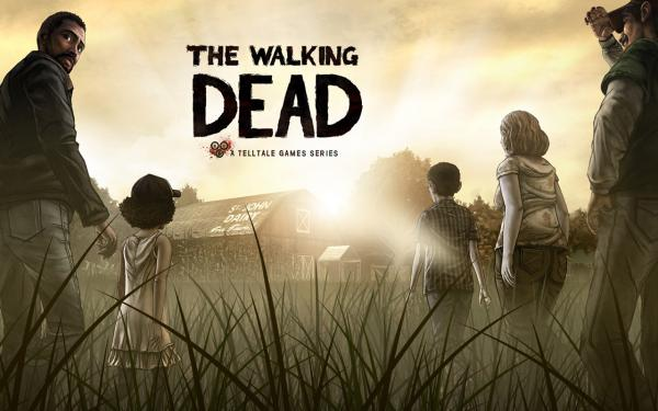 The Walking Dead Game Telltale Games