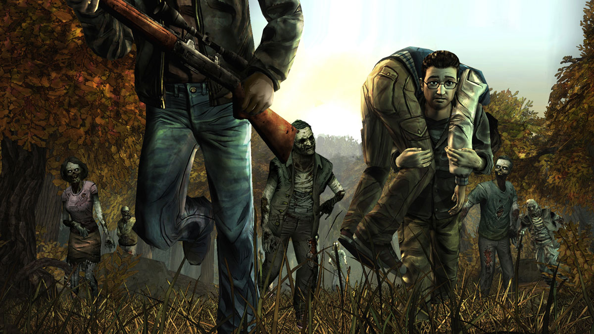 The Walking Dead Video Game ab Mai in der deutschen Retail-Box!