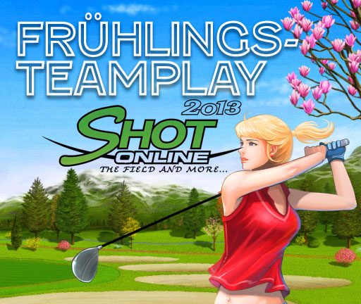 Golf Simulation Shot Online 2013