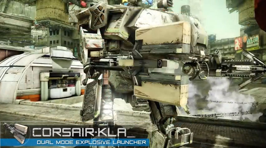 Der Raider – HAWKEN Mech Mechanics in Bestform
