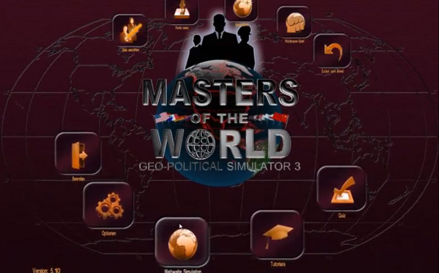 Politiksimulator 3 - Masters of the World