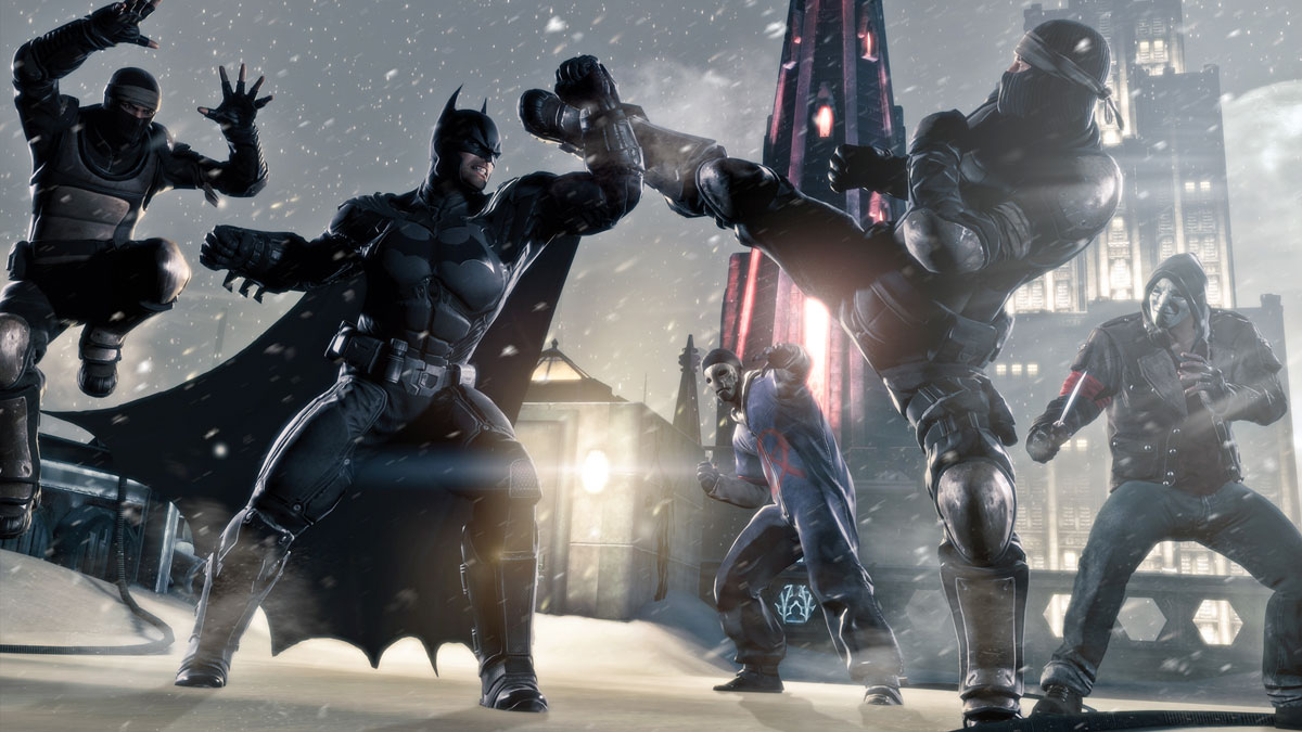 Dark Knight auf der gamescom – Batman: Arkham Origins