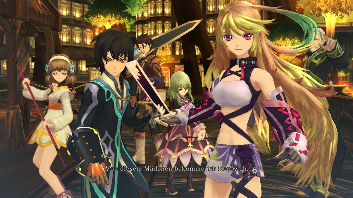 Tales of Xillia zeigt spannenden Launch Trailer