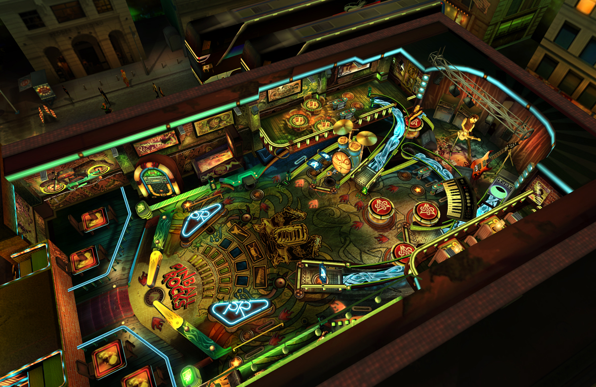 Sony Music - Pinball Rocks HD