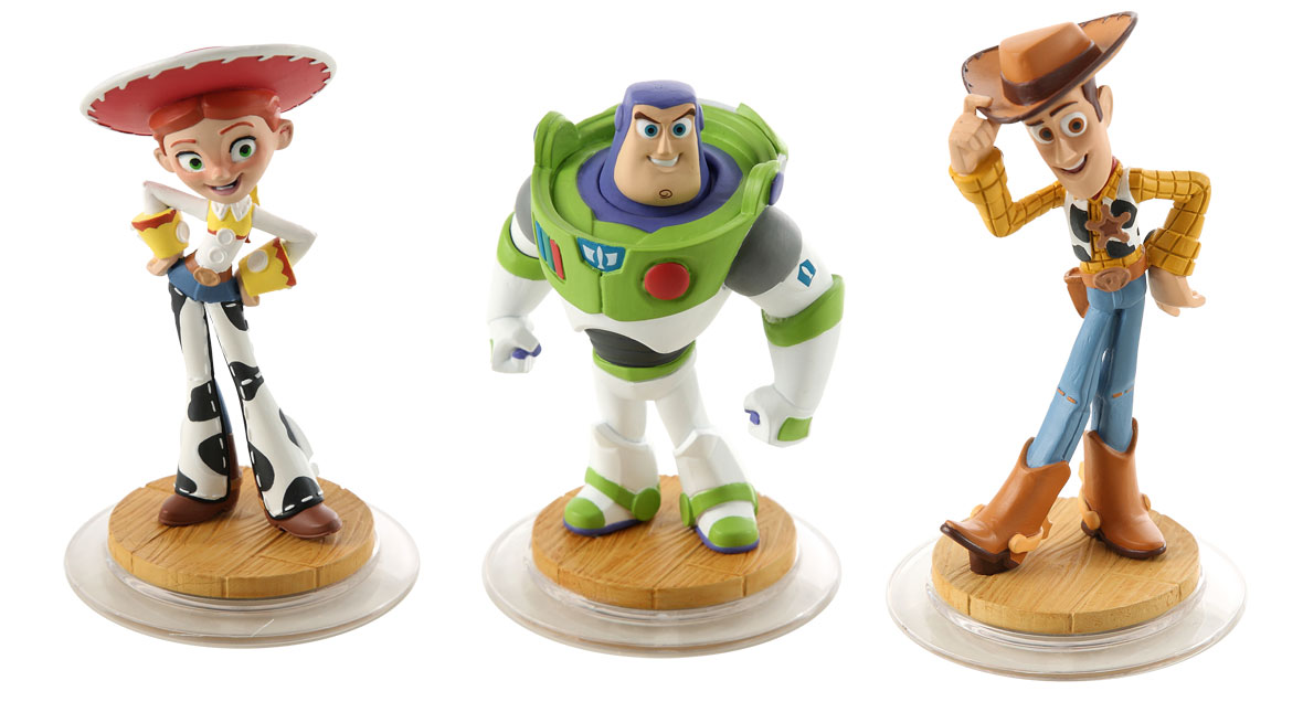 Toy Story Playset - Disney Infinity