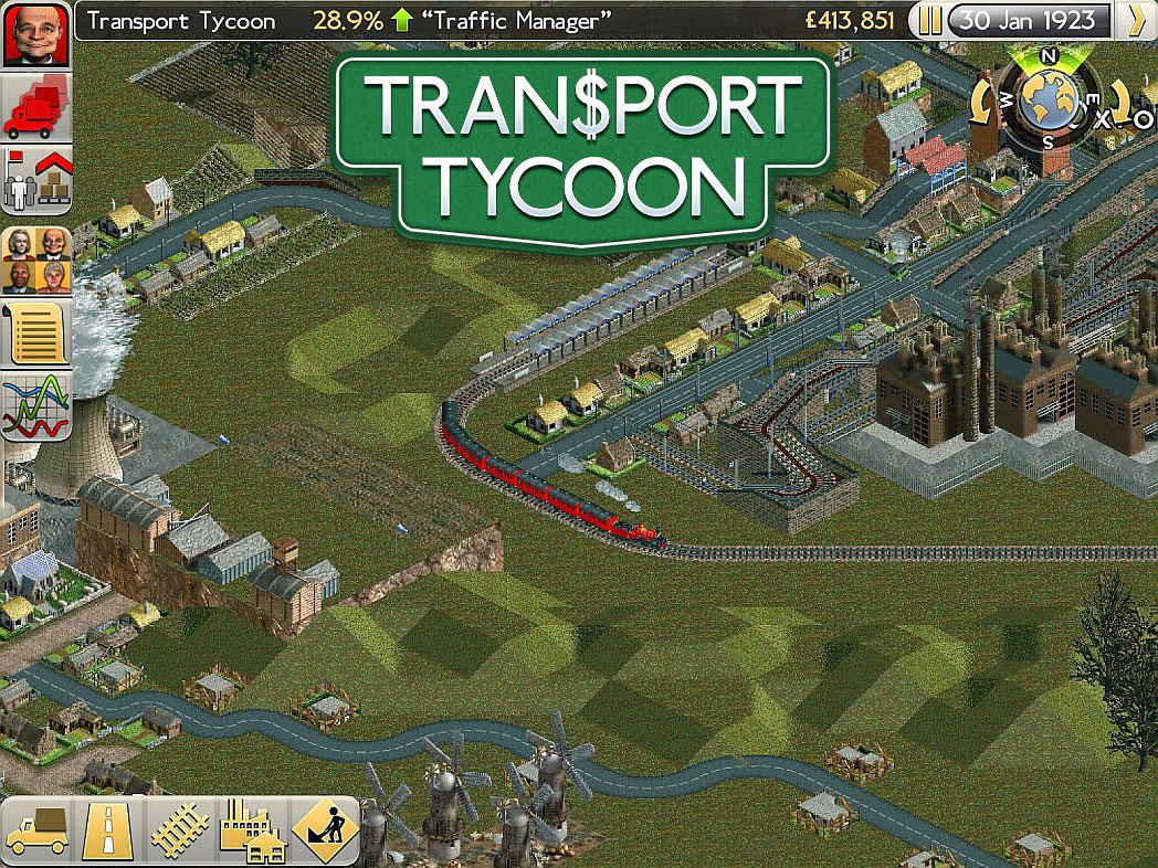 Transport Tycoon Mobile