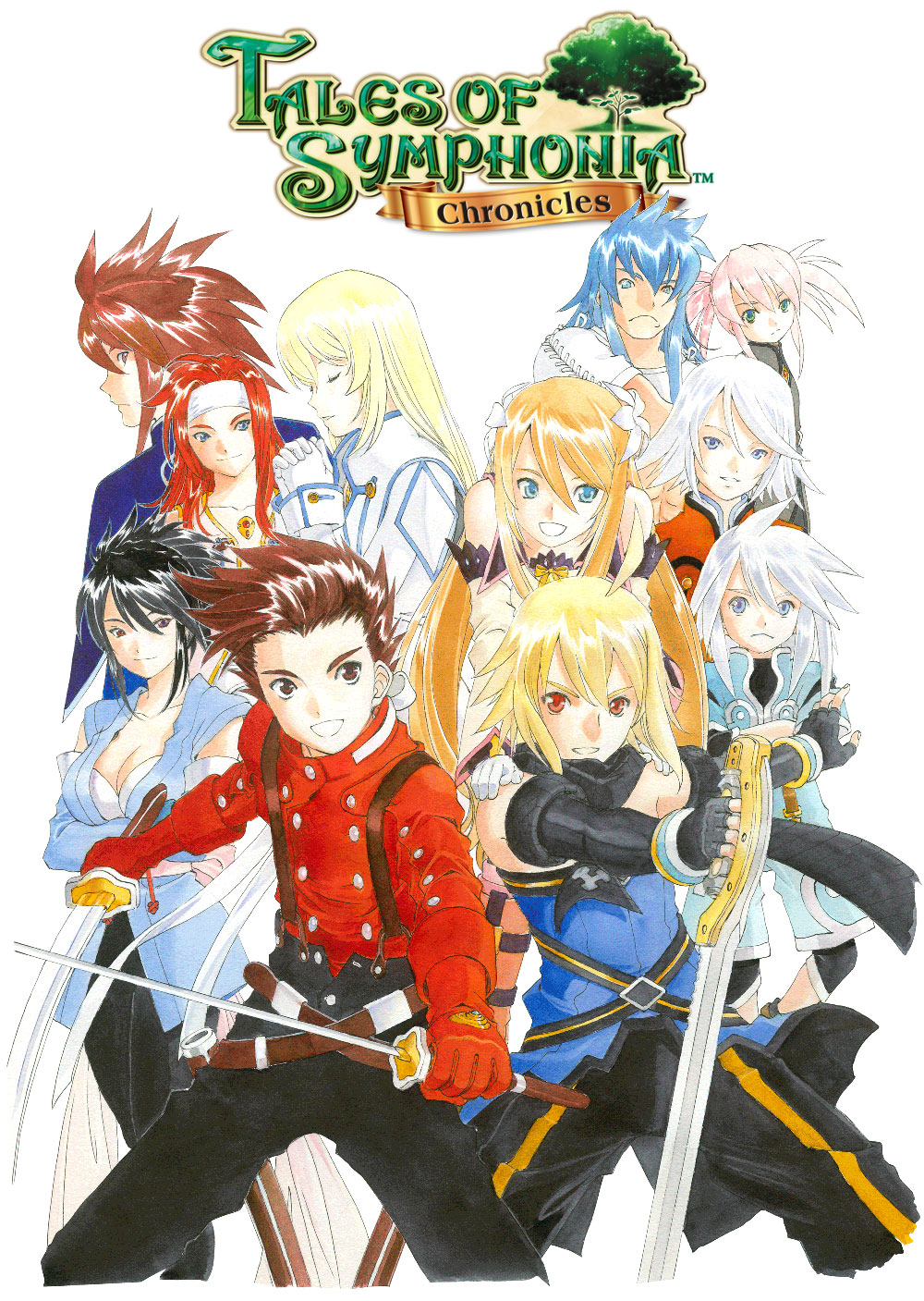 Tales of Symphonia Chronicles – Die Collector's Edition