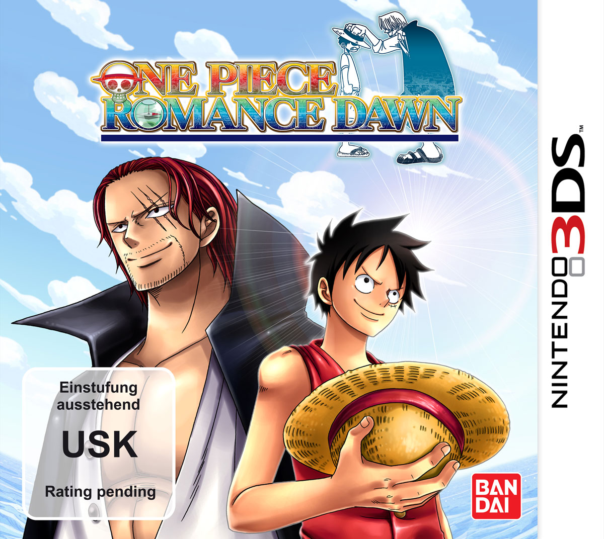 Neu! ONE PIECE: ROMANCE DAWN ist da