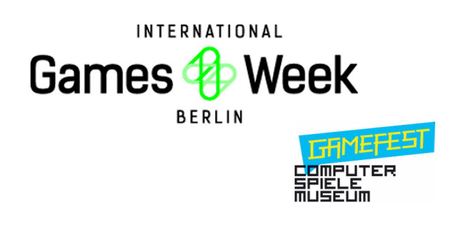 Gamesweek 2014 belin - gamesfest berlin