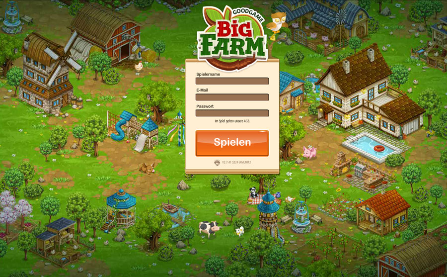 25 Millionen machen Mist in Goodgame Big Farm