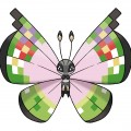 Pokemon Vivillon