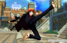Costume Luffy Suit