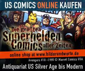 Comic Online Shop - US-Comics Superhelden Avengers