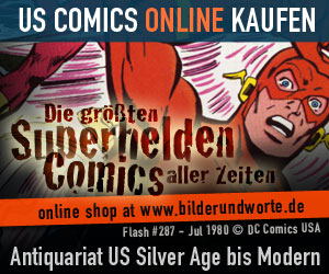 bilderundworte Comic Online Shop - US-Comics Superhelden Flash