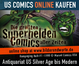 bilderundworte Comic Online Shop - US-Comics Superhelden Hulk