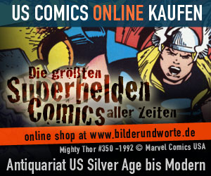 Comic Online Shop - US-Comics Superhelden Thor
