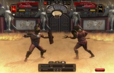 Managt lieber Gladiatoren! Gladiators Online: Death Before Dishonor