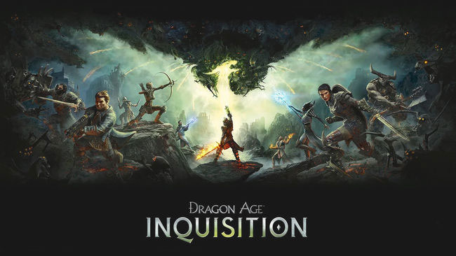 Dragon Age - Inquistion BUI Gold Award