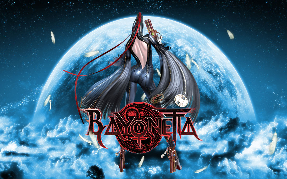 Bayonetta video game anime video game