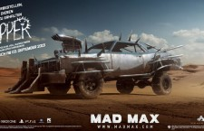 Mad Max Stronghold - Artwork