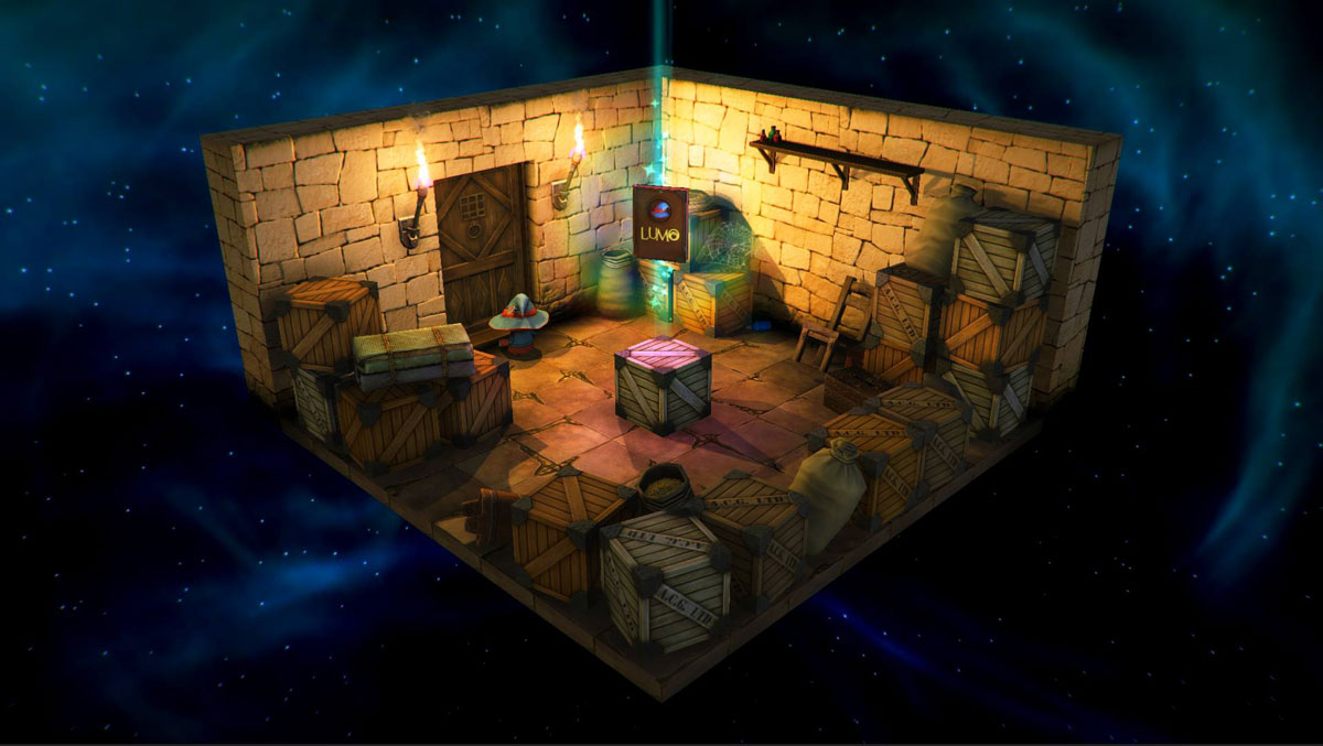 Retro Game LUMO coming spring 2016