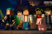 Minecraft Story Mode: Meet  Jesse and his group