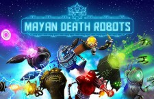 Mexican Indie Artillery Games: Mayan Death Robots Invade The Earth