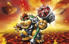 Toy-to-life: Donkey Kong und Bowser erobern Skylanders SuperChargers