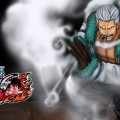 One Piece Burning Blood - Smoker