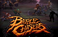 Battle Chasers Night War is Coming – A Cool J-RPG With Joe Madureira Art