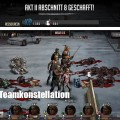 TWD Road to Survival Teams zusammenstellen