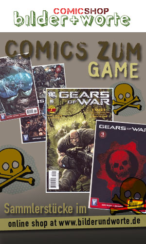 Comics zum Game Gears of War