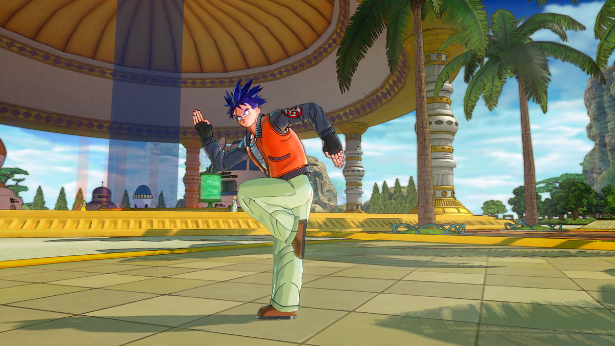 Dragon Ball Xenoverse 2 release avatar